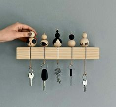 Never lost your keys again