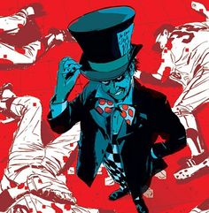 The Mad Hatter  Real Name: Jervis Tetch    First Appearance: Batman #49    Powers/Abilities: Genius-level intellect and technological mind-control.
