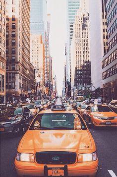 Take me to New York City