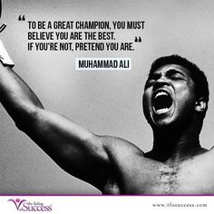Pretend you are a marathon runner, train like one until you are one! Muhammad Ali, Success Quotes, Life Quotes, Champion, Motivational Memes, Always Learning, Keep Going, You Must, Never Give Up