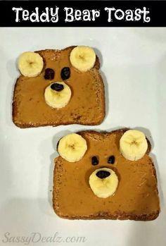 Fun breakfast idea