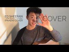 Ed Sheeran - How Would You Feel (Paean) Cover It's a new year and new cover! It's been a while since my last cover, sorry for that! With school starting agai. Ed Sheeran, How Are You Feeling, Feelings, School, Cover, Blankets