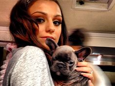Cher Lloyd and Buddy on MTV news