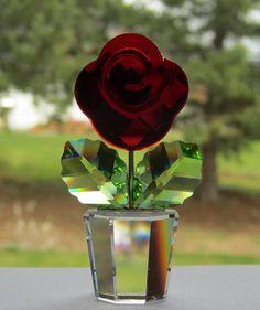 Swarovski Rose