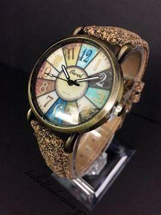 La Bella Donna - Ρολοι σε vintage στυλ Bracelet Watch, Watches, Vintage, Bracelets, Accessories, Fashion, Moda, Wristwatches, Fashion Styles