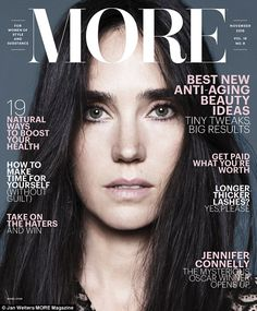 On newsstands now! But the unquestionably gorgeous 44-year-old explained why she wouldn't ...