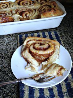 Conscious Eatery: Banana Bread Cinnamon Rolls - Vegan & Nut Free!