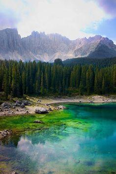 Carezza Lake The Dolomites Italy |  Alessandro D'Alessandro Say Yes To Adventure