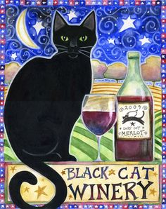 BLACK CAT WINERY