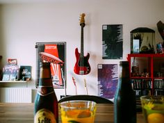 Beers, bass