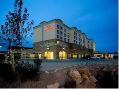 Crowne Plaza Anchorage-Midtown (109 West International Airport Road) Only 3 km from Anchorage International Airport and near Dena'ina Convention Center, this Alaska hotel offers free airport shuttle service, comfortable guestrooms and an on-site restaurant. #bestworldhotels #hotel #hotels #travel #us #alaska