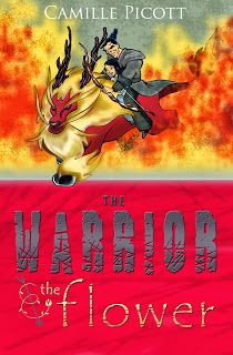 My Tangled Skeins Book Reviews: Blog Tour: The Warrior & the flower by Camille Picott