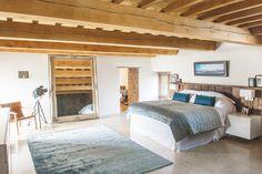 Cornish medieval barn Real Homes Дизайн