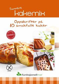 Inspirasjonshefte for sunnere kakemix Banana Bread, French Toast, Baking, Breakfast, Desserts, Food, Morning Coffee, Tailgate Desserts, Deserts