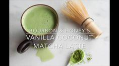 How To - Vanilla Coconut Matcha Latte sur Vimeo