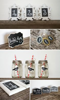 $100 Giveaway from Charlie!  Check it out at  http://www.weddingwindow.com/blog/giveaway-from-charlie-chalk-designs/