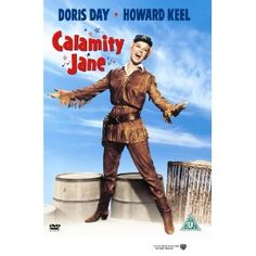 Calamity Jane she can sing and dance to every song in this movie