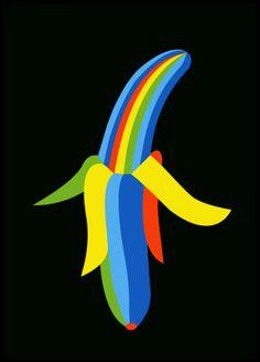"""Banana"" by Asbjorn Lonvig-Legacy...IVS"