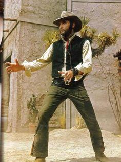 "Elvis: still photo ""Charro"""