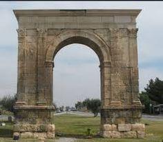 Arc de Triomf de Berà, Catalunya, España