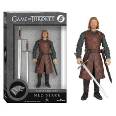 Game of Thrones Legacy Collection Ned Stark Figure - Loot Crate Gifts