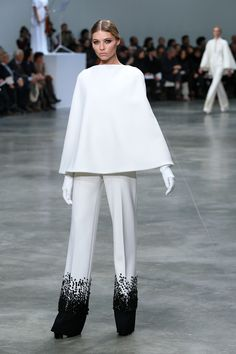 Stephane Rolland--what more could you ask from an outfit??