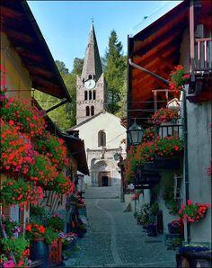 Bousson, Piedmont, Italy