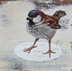 Fonny | Vogels