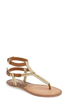 Dolce Vita 'Kendra' Flat Sandal (Women)