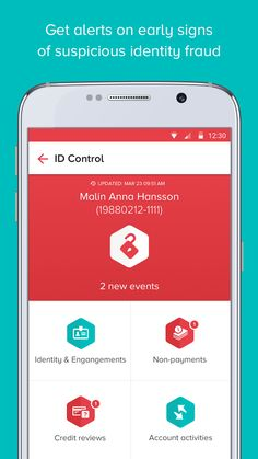 Tink possible way to show 3rd party tools consistently in app. lifelock concept here. experian could be another.