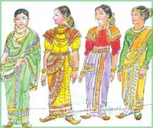 Meenus Poems : The Concubines