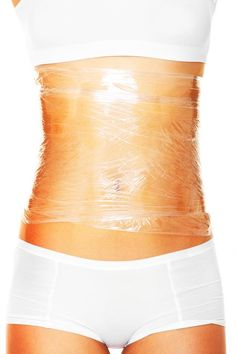 DIY Body Wrap Recipe - Tone, tighten, and firm in 45 minutes. Works amazing for cellulite control and spot treatments.--Even better, put coffee grounds IN the wrap. Great for targeting cellulite and stubborn water weight! Fitness Workouts, Fitness Motivation, Fitness Diet, Health Fitness, Cellulite, Home Body Wraps, Fitness Inspiration, Diy Body Wrap, Diy Masque