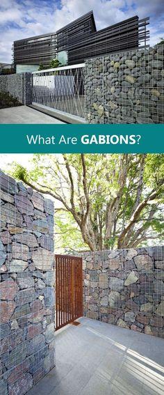 What Are Gabions? We Explain.