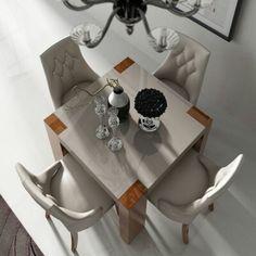 Franco Furniture Montreal. Custom furniture at Eurostyle Furniture. 6224 Decarie, Montreal. #highendfurniture #eurostylefurniture #interiordesign #furnituremontreal #modernfurniture #livingroomdesign #diningroom