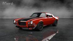 73 camaro   Photo Gallery: Pozzi_MotorSports_Camaro_RS_73Front