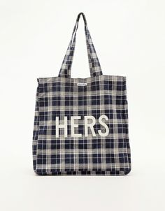 Duality Tote His/Hers