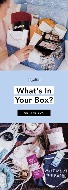 Use code SWEET to get 20% OFF your 1st box! Each FabFitFun box has over $200 of full-size beauty, fashion & wellness products priced for just $49.99. It's the best way to discover products affordably & from the convenience of your house!