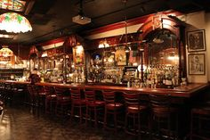 jim brady's nyc - found by accident in financial dist - one of our favorites