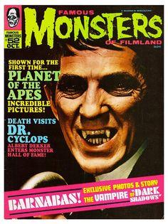 Famous Monsters of Filmland #59, November 1969