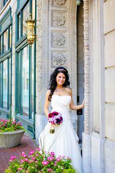 Chuck Carrie Columbia Club Wedding 091 #JPParkerFlowers #FlowerPower