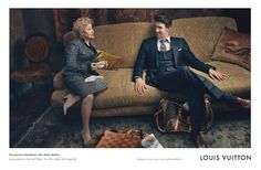 Fashion House (Michael Phelps for Louis Vuitton)