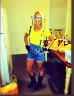 Despicable Me Minion  I would marry the girl who does this for me!