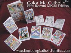 Color Me Catholic Cathletics Craft Kit