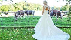 Caroline Arthur - custom made couture wedding gowns
