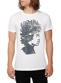 HOTTOPIC.COM - Jimi Hendrix Headband T-Shirt