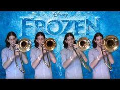 Frozen - Let It Go: Trombone Arrangement - YouTube