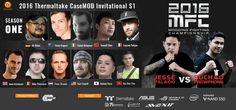 2016 Thermaltake CaseMOD Invitational Season 1 Eleven World Top Modders Compete to Reinvent the Core P5