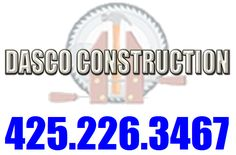 Dennis of Dasco Construction is definitely quite the handyman, in fact he is an experienced home remodeling contractor who has been providing quality workmanship for residents of King County and the greater eastside since 1984.
