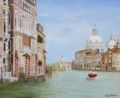 Venice Canal Grande Venice Canals, Taj Mahal, Art Prints, Building, Travel, Art Impressions, Viajes, Buildings, Destinations