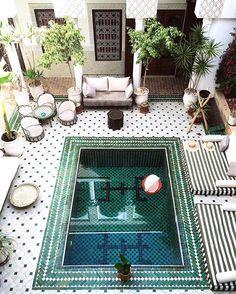 riad yasmine hotel marrakech - Google Search